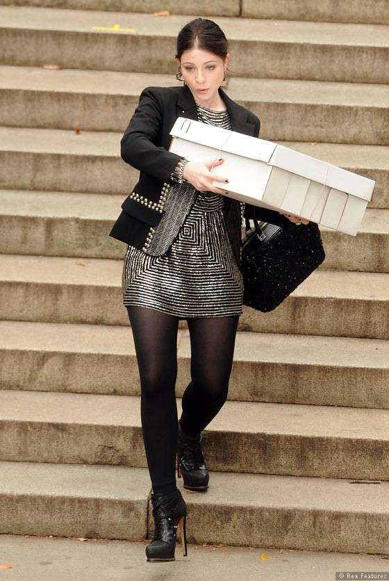Michelle-Trachtenberg-on-the-set-of-Gossip-Girl-season-6-Georgina